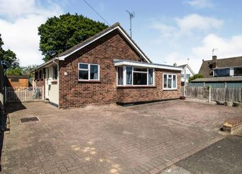 Thumbnail 3 bed bungalow for sale in Eastwood, Leigh-On-Sea, Essex