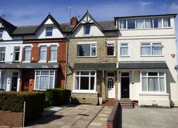 Thumbnail 4 bedroom terraced house for sale in Livingstone Road, Kings Heath, Birmingham, West Midlands