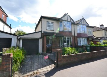 Thumbnail 3 bed semi-detached house for sale in Croydon Road, Wallington