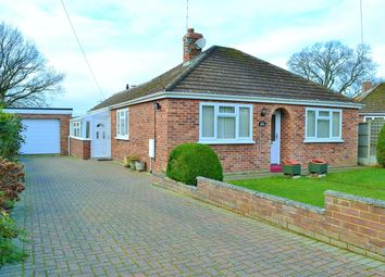 Thumbnail 3 bed detached bungalow for sale in Westland Chase, West Winch, King's Lynn