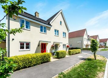 Thumbnail 3 bed semi-detached house for sale in Harold Hill, Romford, Essex