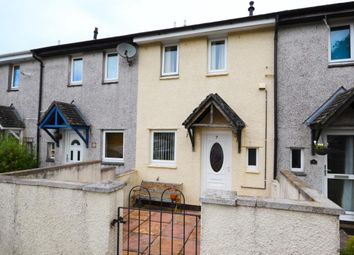 Thumbnail 2 bed terraced house for sale in Cedar Close, Callington, Cornwall