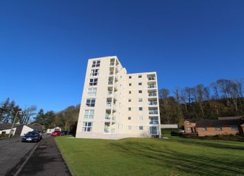 Thumbnail 2 bed flat for sale in Holmwood, Largs