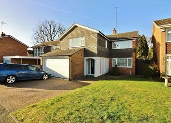 Thumbnail 5 bed detached house for sale in Amherst Road, Kenilworth