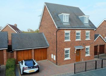 Thumbnail 5 bed detached house for sale in St Augustines Drive, Wychwood Village, Weston