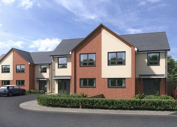 Thumbnail 2 bed semi-detached house for sale in Woodside, Brampton, Beccles
