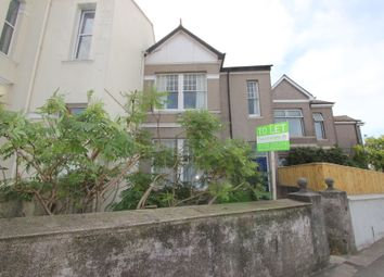 Thumbnail 1 bed flat to rent in Outland Road, Plymouth