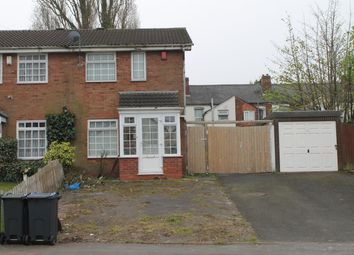 Thumbnail 2 bed semi-detached house to rent in Cuthbert Road, Winson Green, Birmingham