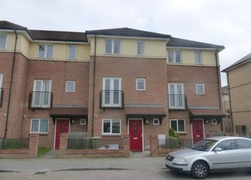 Thumbnail 4 bed town house to rent in Seaton Grove, Broughton, Milton Keynes