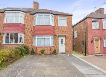 Thumbnail 3 bedroom semi-detached house for sale in Sherrards Way, Barnet, Sherrards Way, New Barnet