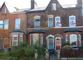 Thumbnail 4 bed terraced house for sale in Rochdale Road, Blackley, Manchester
