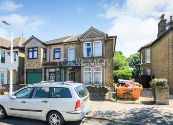 Thumbnail 4 bed semi-detached house for sale in Manor Road, Romford