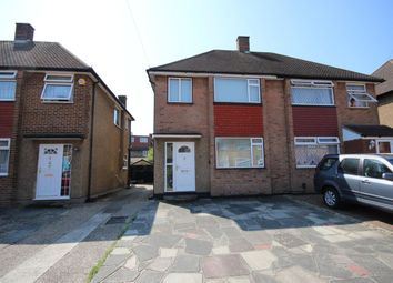 Thumbnail 3 bedroom terraced house to rent in Freshwell Avenue, Chadwell Heath, Romford