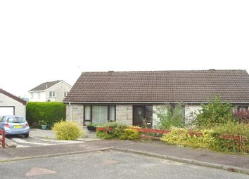 Thumbnail 3 bed bungalow for sale in 9 Makbrar Crescent, Dumfries