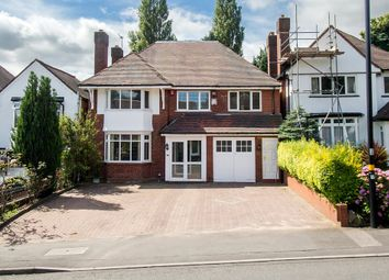 Thumbnail 5 bed detached house for sale in Portland Road, Edgbaston