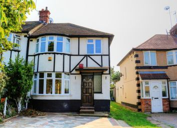3 bed terraced house to rent in Dudley Road, Harrow, Middlesex HA2