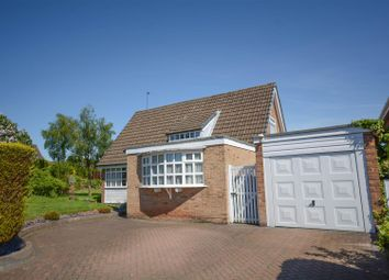 Thumbnail 3 bed detached bungalow for sale in Sedgley Road, Tollerton, Nottingham