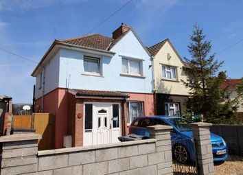 Thumbnail 3 bed semi-detached house for sale in Hartcliffe Road, Knowle West, Bristol