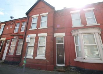 Thumbnail 2 bed terraced house for sale in Orwell Road, Kirkdale, Merseyside