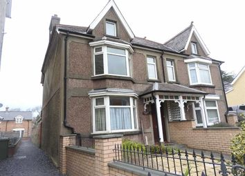 Thumbnail 3 bed semi-detached house for sale in North Road, Cardigan