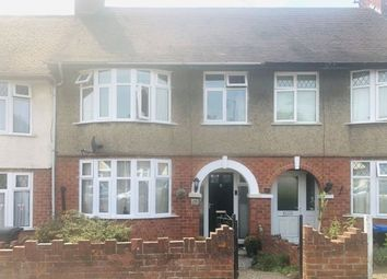 Thumbnail 3 bed terraced house for sale in Lyncroft Way, Kingsthorpe, Northampton