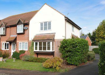 Thumbnail 3 bed end terrace house for sale in Benskins Close, Berden, Bishop's Stortford, Hertfordshire