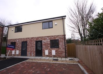 Thumbnail 2 bed semi-detached house for sale in Jenner Davies Close, Bridgend, Stonehouse