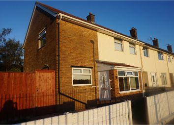 Thumbnail 5 bedroom end terrace house for sale in Radnor Close, Liverpool