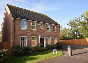 Thumbnail 4 bedroom detached house for sale in Voley Close, Rougemont Park