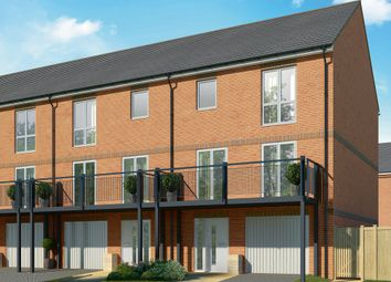 "Thumbnail 3 bed terraced house for sale in ""The Maple"" at Connolly Way, Chichester"