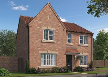 Thumbnail 4 bed detached house for sale in The Woodlands, Adel Lane, Leeds