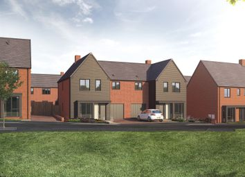 Thumbnail 3 bed semi-detached house for sale in Derby Road, Wingerworth, Chesterfield