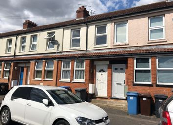 Thumbnail 3 bed terraced house to rent in Henniker Road, Ipswich