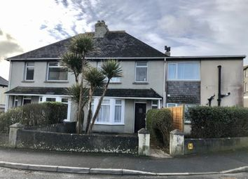 Thumbnail 3 bed terraced house for sale in Newquay, Cornwall