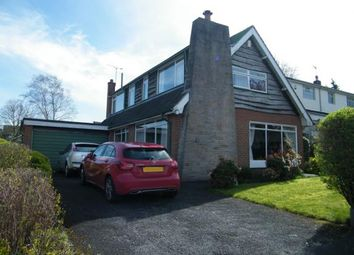 Thumbnail 3 bed detached house for sale in Forest Close, Cuddington, Northwich, Cheshire