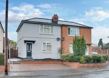 Thumbnail 2 bed semi-detached house for sale in Broad Street, Sidemoor, Bromsgrove