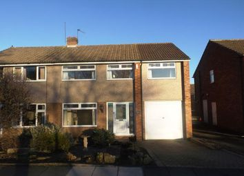 Thumbnail 4 bed semi-detached house for sale in Bushel Hill Drive, Darlington, County Durham