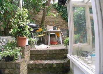 Thumbnail 1 bed flat to rent in Reporton Road, Fulham