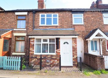 Thumbnail 2 bedroom property to rent in Gas Street, Uttoxeter, Staffordshire