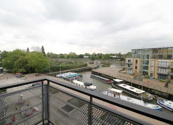 Thumbnail 2 bed penthouse for sale in Town Meadow, Brentford