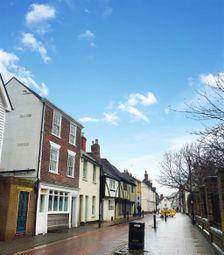 Thumbnail Studio to rent in West Street, Faversham