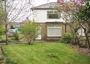 Thumbnail 2 bed semi-detached house for sale in Court Lane, Highroad Well, Halifax