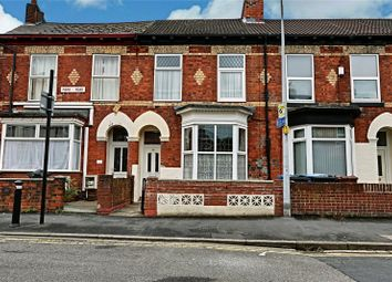 Thumbnail 3 bed terraced house for sale in Park Road, Hull, East Yorkshire