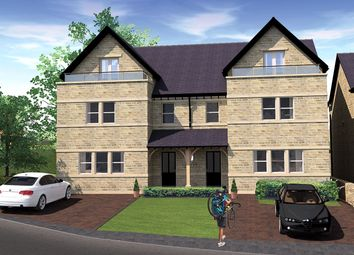 Thumbnail 4 bed semi-detached house for sale in The Avenue, Caledonian Road, Saville Town, Dewsbury, West Yorkshire