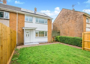 Thumbnail 3 bed end terrace house for sale in Malcolm Sargent Close, Newport