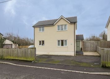 Thumbnail 3 bed detached house for sale in West End, Magor, Caldicot