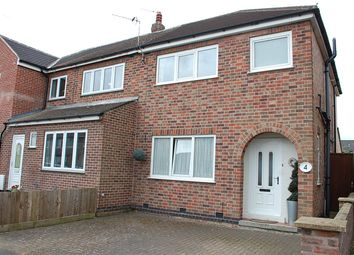 Thumbnail 3 bed property for sale in Orchard Estate, Quorn, Leicestershire