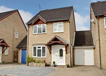 Thumbnail 3 bed link-detached house for sale in Renown Way, Chineham, Basingstoke