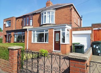 Thumbnail 2 bed semi-detached house to rent in Larne Crescent, Gateshead