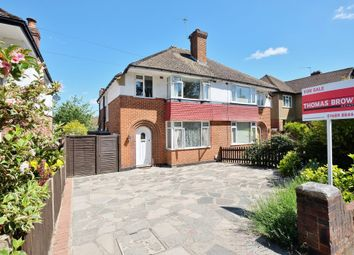 Thumbnail 3 bed semi-detached house for sale in Warren Road, Orpington
